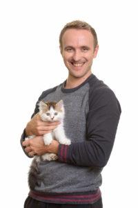 Robin Picture Kitten