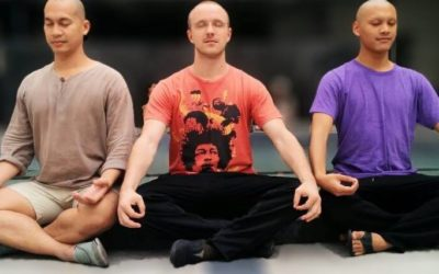 Meditation Training for Actors by Robin Schroeter