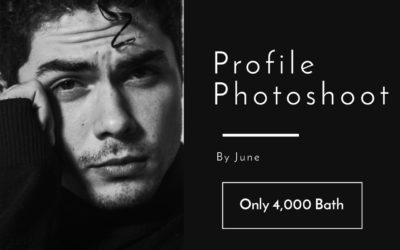 Get Your Headshots / Profile Shoot at MasterClass Studio
